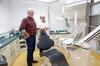 <b>Patrice GUICHON,  Dentiste et Catherine SIMPRIST, Assistante dentaire