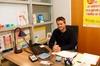 <b>Guillaume SANCHEZ, Infirmier de Santé Publique (Asalee)